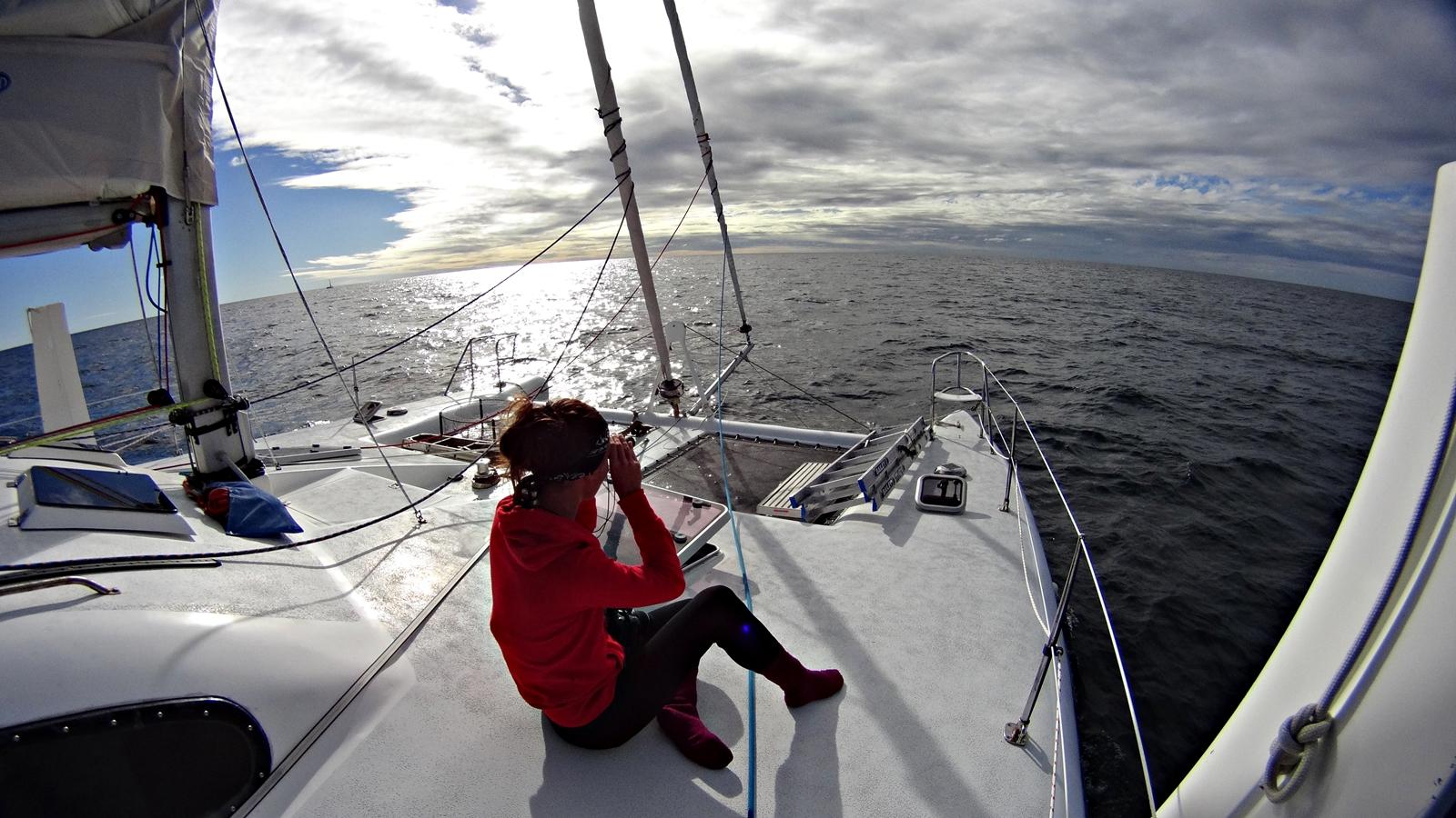 Plachtenie po Whitsunday Islands a Veľkom bariérovom útese, Australia