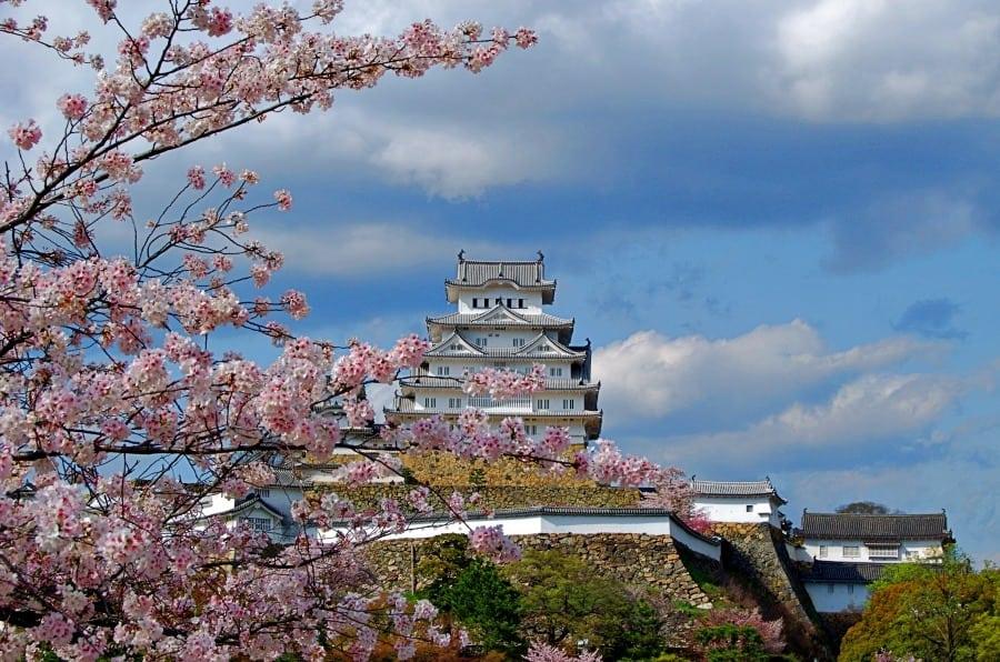 Jar v Japonsku. Objavte tie najkrajšie miesta v pravý čas