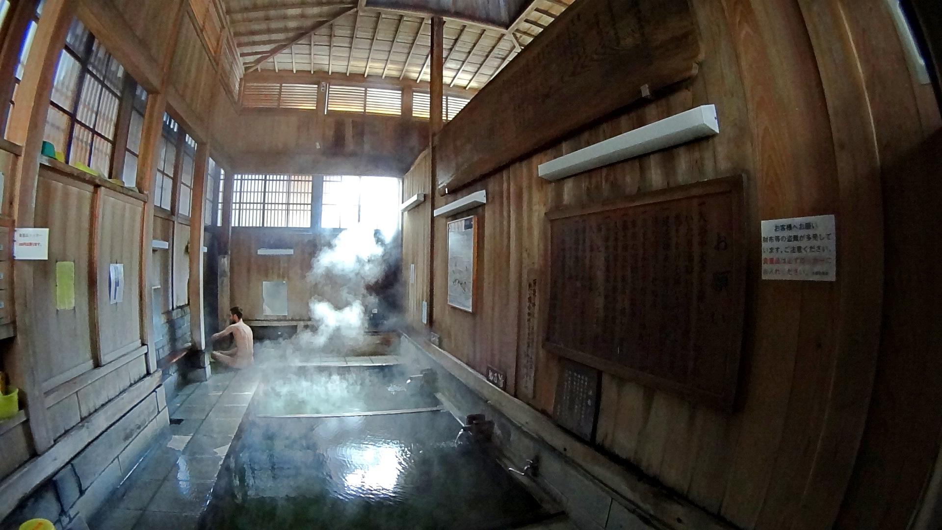 japonsko nozawa onsen